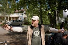 Markku Pölönen ohjaamassa