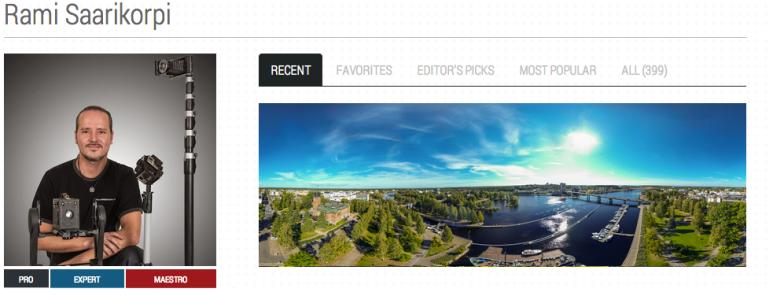 360cities Profile